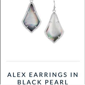 ISO - single black pearl Kendra Scott Alex earring